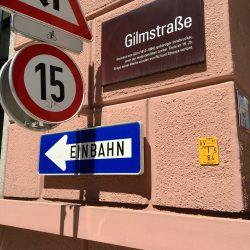 Gilmstraße, Innsbruck