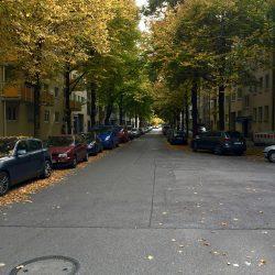 Strasse in München