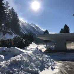 Schweizer Schnee