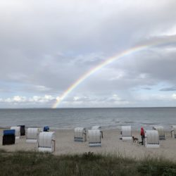 Ostsee Regenbogen